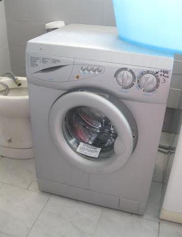 Grazie di cuore a fabrizia borsetti per la lavatrice for Patrizia rossetti marito