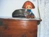 62 - Sono così piccola da stare in grembo ad una bambola